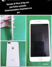 IPhone 8plus Rose 64gb