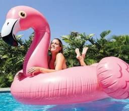 Boia Flamingo Gigante Nova