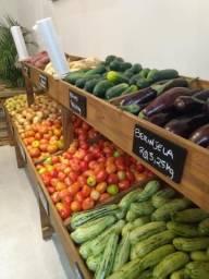 Expositor Frutas e Legumes