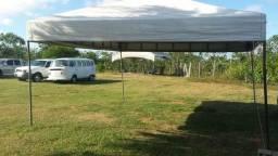 Vendo duas tendas