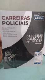 Carreiras policiais PC- PRF- PC