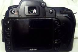 Nikon D90 + lente 50mm 1.8D + lente 18-55 + Cartão de 2 gigas!