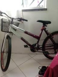 Vendo uma biscicleta