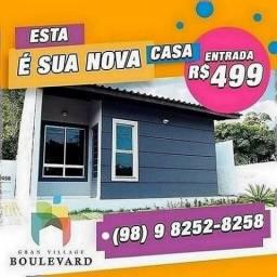 Condomínio Boulevard - Você de casa nova - Entrada 499,00