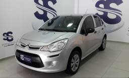 CITROEN C3 ORIGINE PURE TECH 1.2 FLEX 12V MEC - 2018