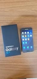 Smartphone Samsung Galaxy s7 - Preto