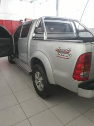 Hilux 4×4 diesel SRV ano2009 - 2008