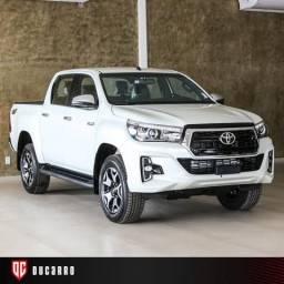 Toyota hilux 2019/2020 2.8 srx 4x4 cd 16v diesel 4p automático - 2019