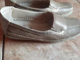 Sapatos de Marcas de Couro todos número 36