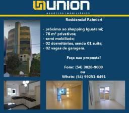 Oferta Imóveis Union! Apartamento a venda próximo ao Shopping Iguatemi com 76 m²
