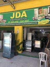 Geladeira comercial toda em inox - para restaurantes com 2 porta r$ 3.799,00