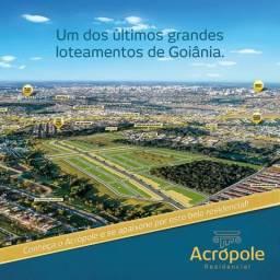Residencial Acrópole lotes a prestação