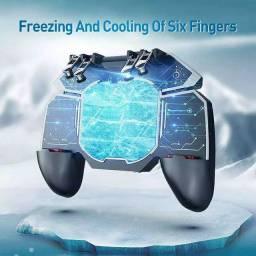 Gamepad 4 gatilhos refrigerado