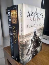 Nárnia, Assassin's Creed e Battlefield 3