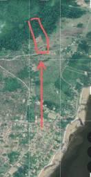 Vendo terreno no interior de Salvatera 100M/300M (água boa)