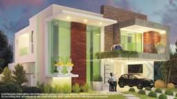 Casa com 5 dormitórios à venda, 435 m² - Condomínio Alphaville Fortaleza Residencial - Eus