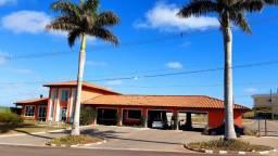 Lote de terreno para venda de 16x25 no Condomínio Fechado Real Park Santa Maria