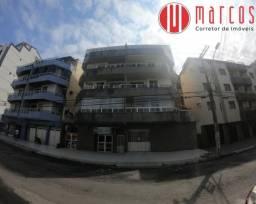 Apartamento em excelente localização, 2 quartos, de frente mobiliado na Praia Do Morro!