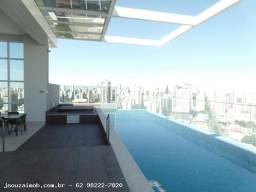 Apartamento para Venda em Goiânia, Setor Bueno, 2 dormitórios, 1 suíte, 1 banheiro, 1 vaga