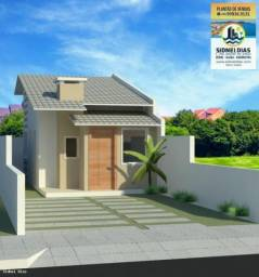 Casa para Venda em Florianópolis, Ingleses do Rio Vermelho, 2 dormitórios, 1 banheiro, 1 v