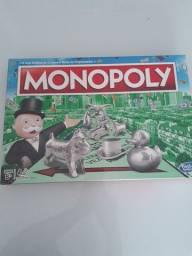 Jogo de Tabuleiro Monopoly Novo