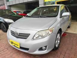Toyota corolla xei 1.8 completo automatico revisado 2009 - 2009