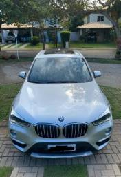 BMW X1 S Drive 20i X-Line 2.0 Turbo Active Flex - 2017/2017 - 2017