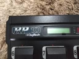 Pedaleira digitech rp10