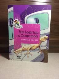 Livro Tem Largatixa no meu Computador