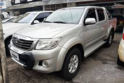 HILUX CD SRV 4X4 2.7 FLEX 16V AUT. - 2013