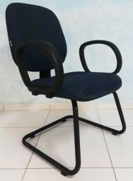 Cadeira acolchoada para escritório