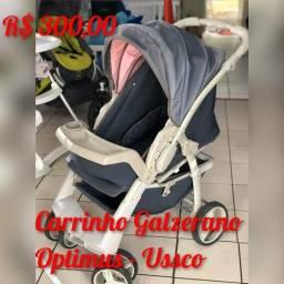Galzerano Optimus, Carrinho Mega Top