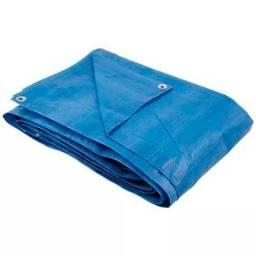 Título do anúncio: Lona Azul AGR 190g Diversos Tamanhos