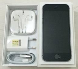 IPhone SE Preto 32GB - Aceito iPhone/Ouro (parcelo)
