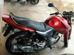 Vendo moto factor 125 ano 2010 - 2010