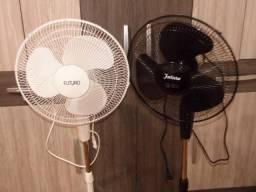 Ventiladores de pedestal 110v 3 velocidades produtos novos entregamos em Poa-rs