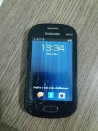 Samsung Fame Para retirada de peças