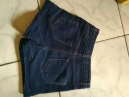 Bermudinha. jeans desapego