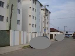 Apartamento com 2 dormitórios à venda, 54 m² por r$ 99.654 - aventureiro - joinville/sc