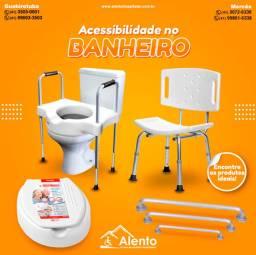 Ascensibilidade no banheiro