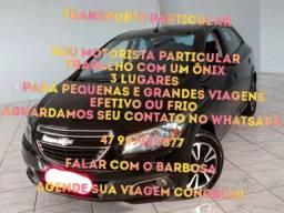 PRESCISANDO DE UM MOTORISTA PARTICULAR PARA SUA VIAGEM