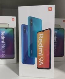 Sensacional//Redmi 9A da Xiaomi// Novo Lacrado com Garantia e Entrega
