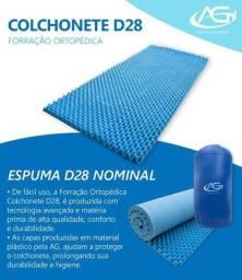 Caixa de Ovo espuma Colchonete Hospitalar - AG - D28