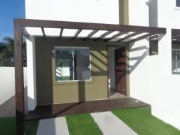 Duplex novo com 2 quartos 2 banheiro com 85 m² terreno com 150 m² com Escritura Publica.