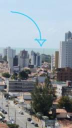 Apt. 2 quartos- Andar alto- Vista Mar-Area de lazer Completa