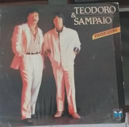 Lp vinil Teodoro e Sampaio