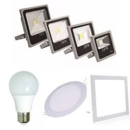 Iluminação LED, Plafon, Lâmpada, Refletor, Fita LED e muito mais!