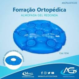 Forração Ortopédica - Almofada de Gel Redonda