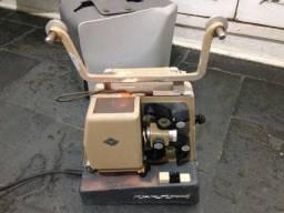 Projetor Agfa 8mm Movector G Ler tudo ligando raro