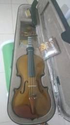 Violino 4/4 completo zero